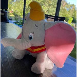"Disney's Dumbo Stuffed Plush Elephant 13"""